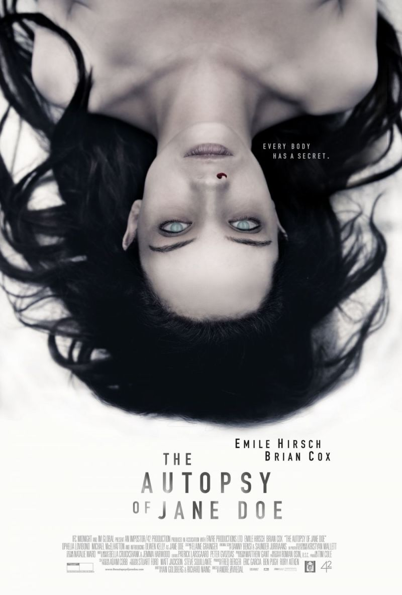 Autopsy of Jane Doe, The