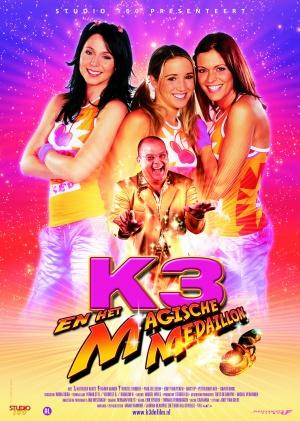 K3 En Het Magische Medaillon 2004 Moviemeter Nl