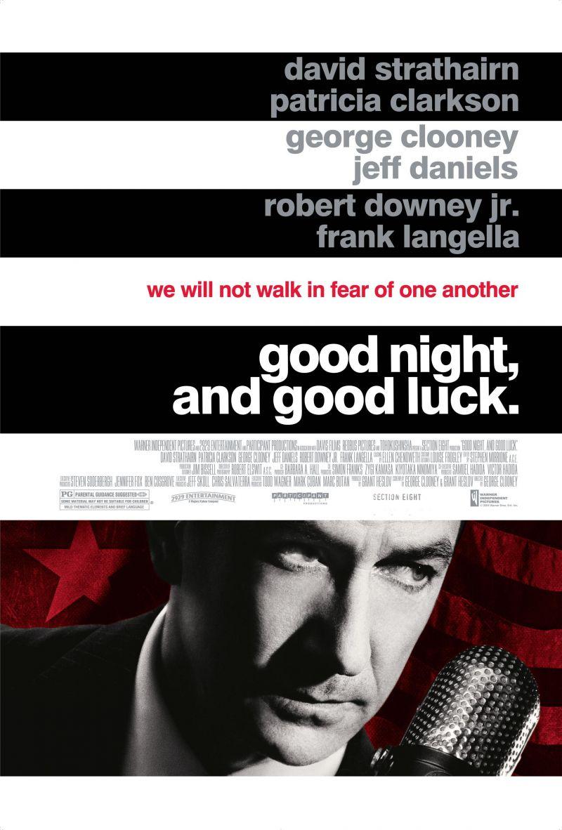 Good Night And Good Luck 2005 Moviemeternl