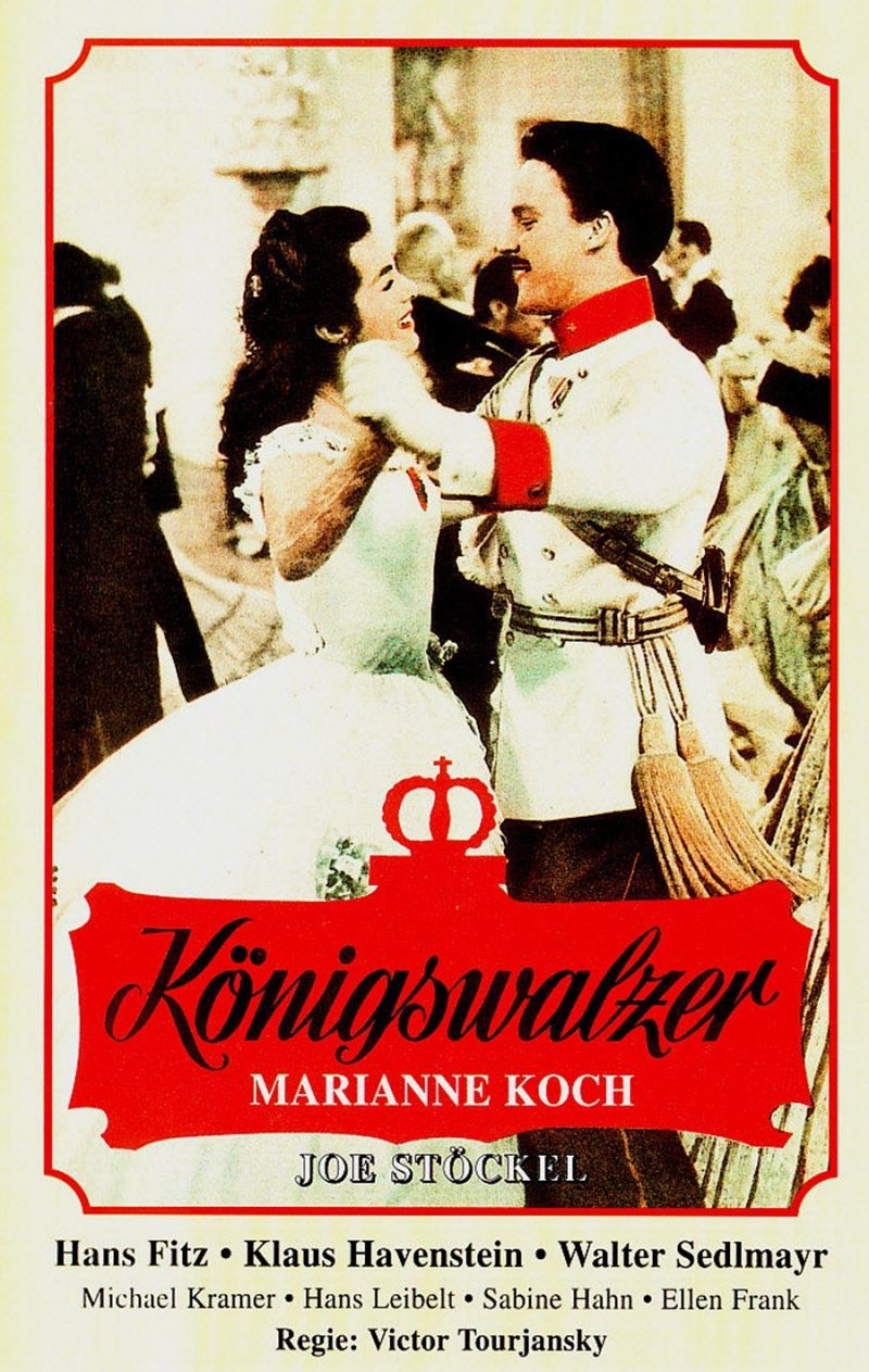 Königswalzer 1955