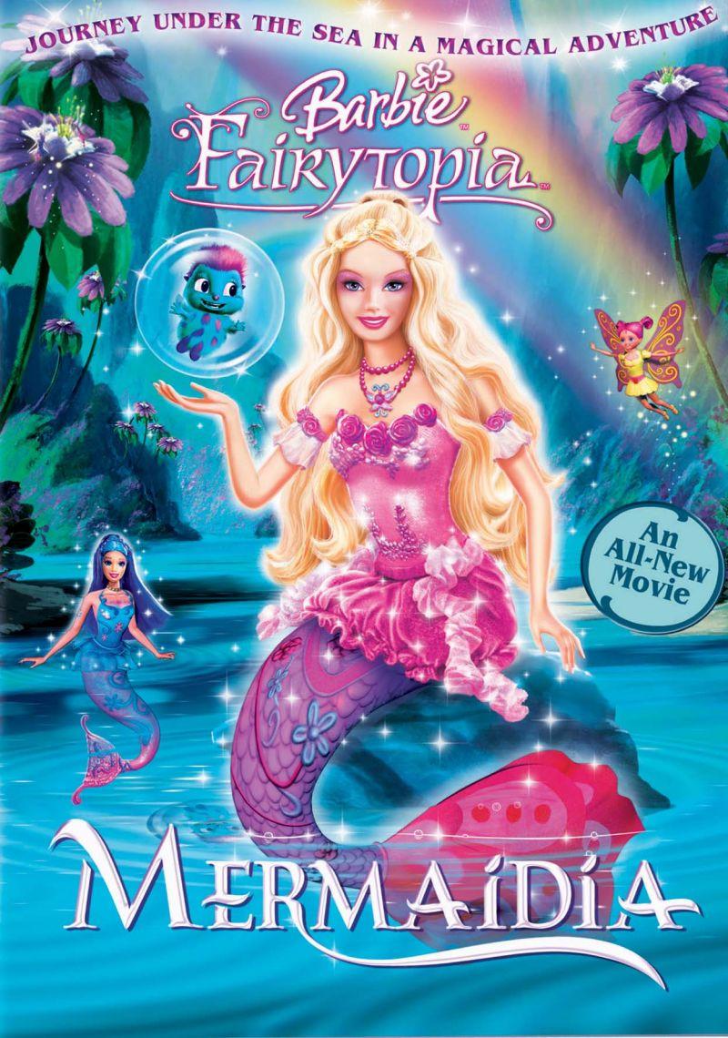 Barbie Fairytopia: Mermaidia (2006) - MovieMeter.nl