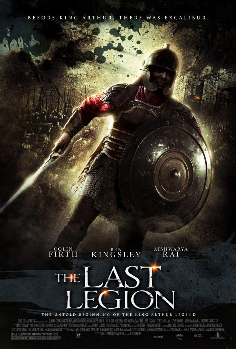 the last legion 2007 moviemeternl