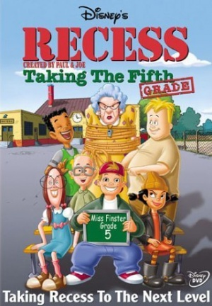 Recess: Taking the Fifth Grade (2003) - MovieMeter.nl