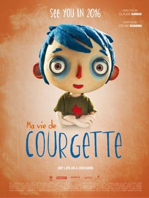 Ma Vie de Courgette (2016)