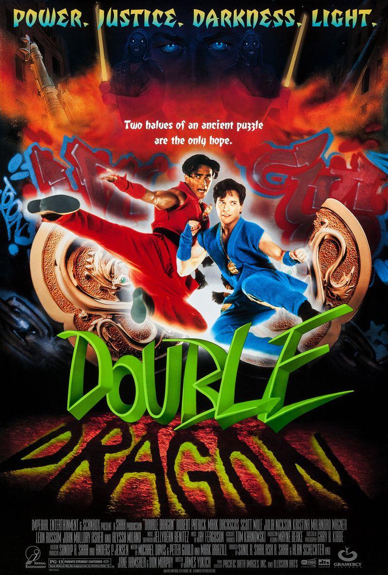 Double Dragon Film