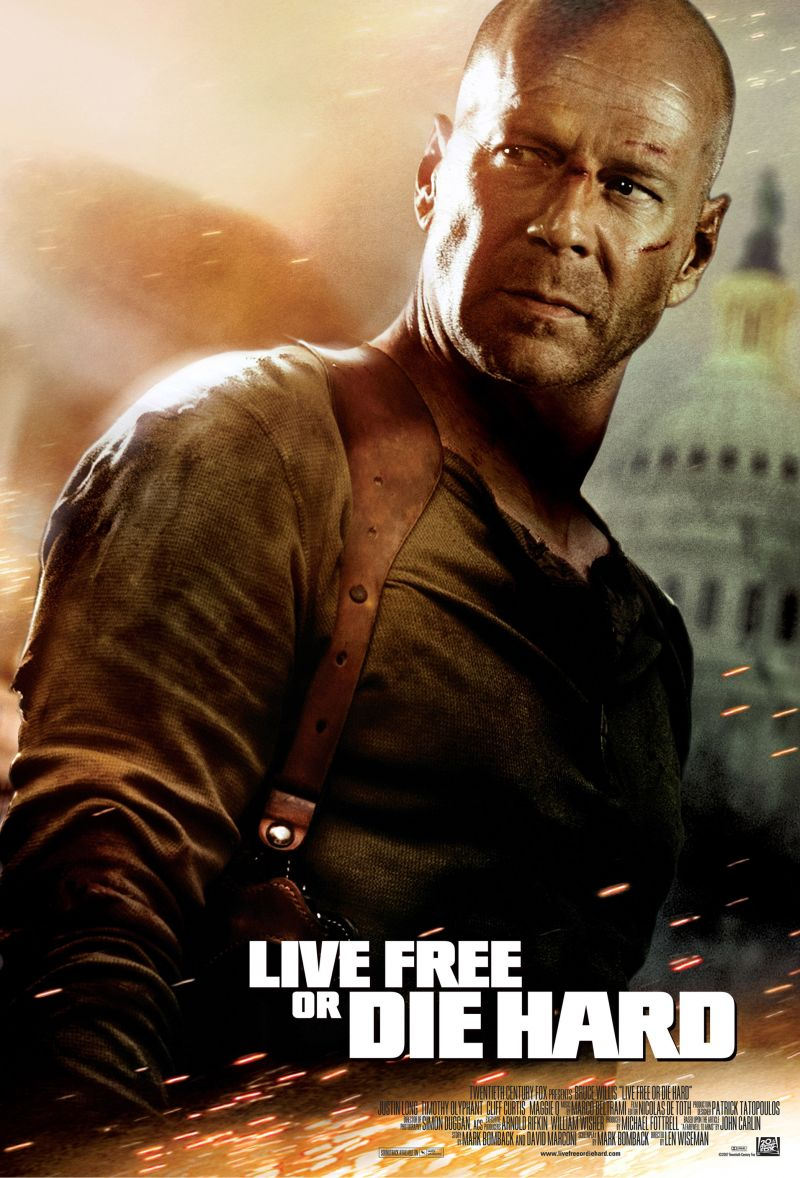 Live Free or Die Hard (2007)