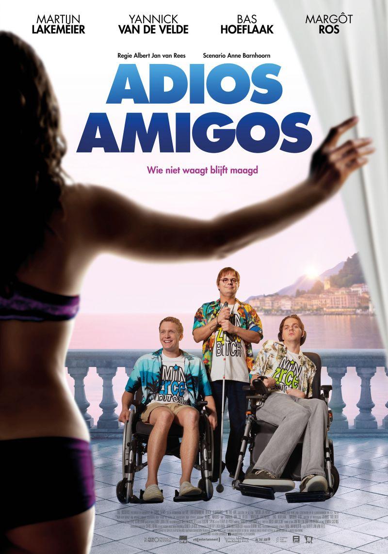 Adios Amigos (2016) - MovieMeter.nl