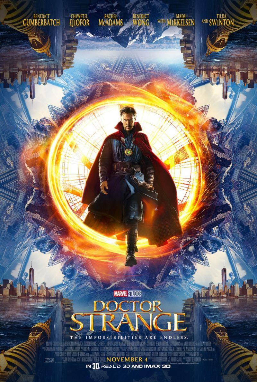 Doctor Strange (2016) - MovieMeter.nl