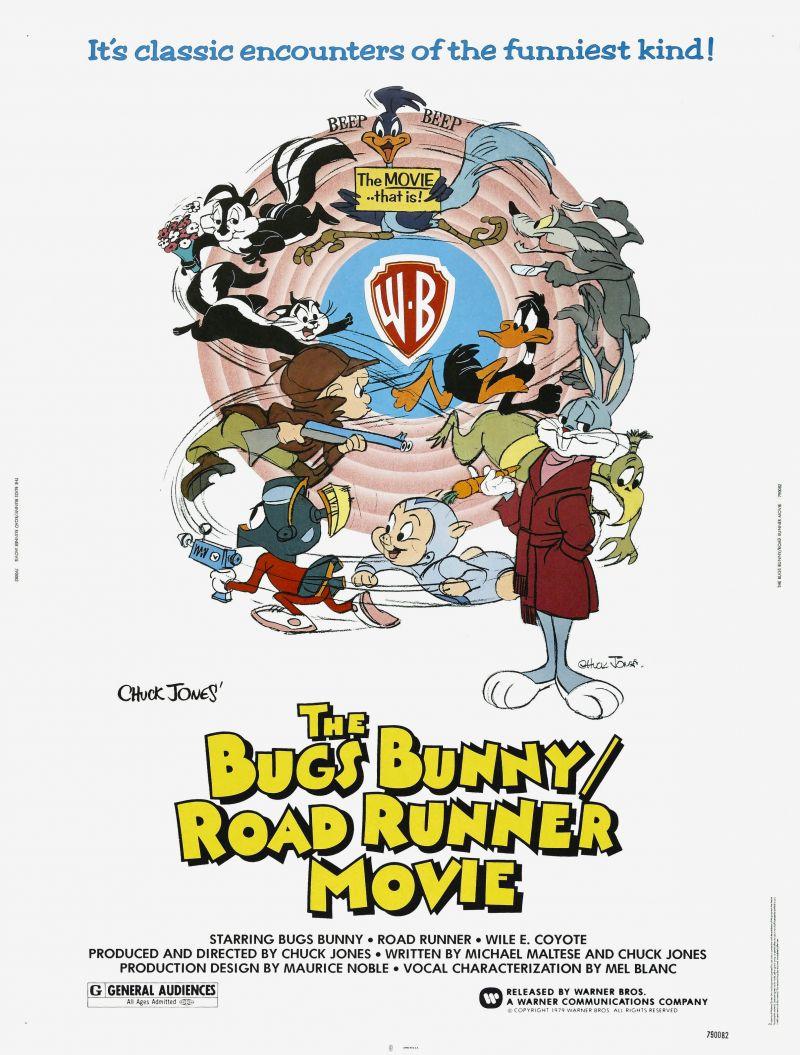 the bugs bunnyroadrunner movie 1979 moviemeternl