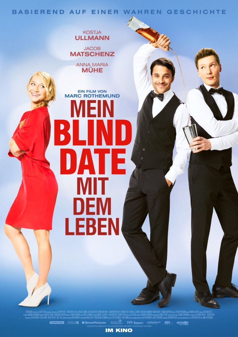 Mein Blind Date mit dem Leben (Film, 2016) - MovieMeter.nl
