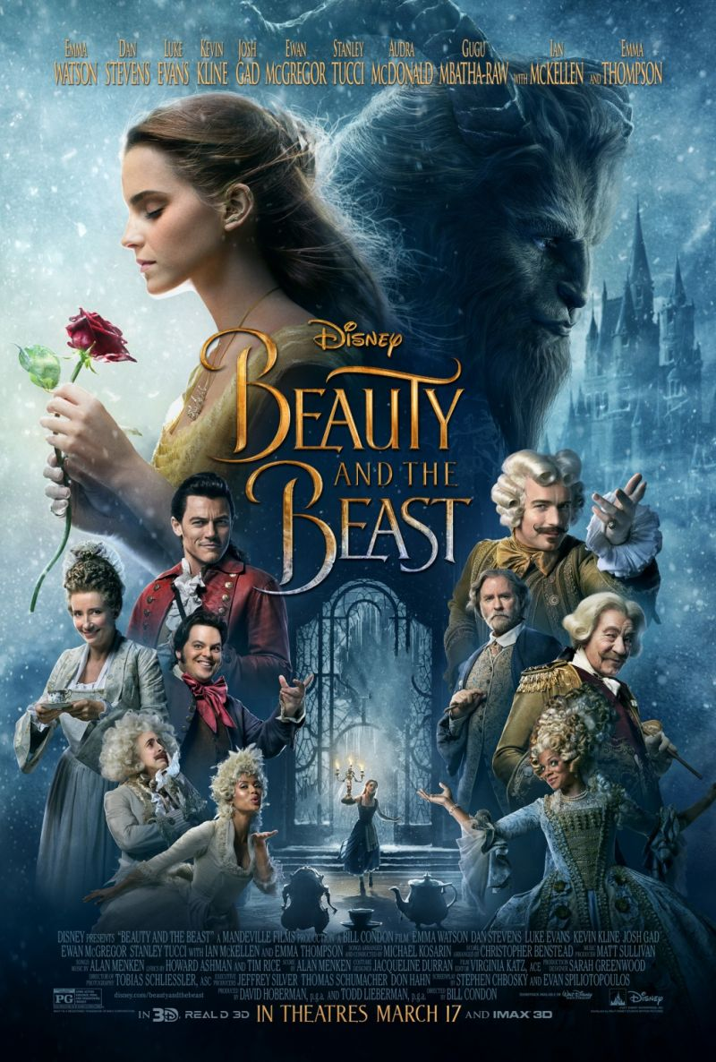 Beauty And The Beast 2017 Moviemeternl
