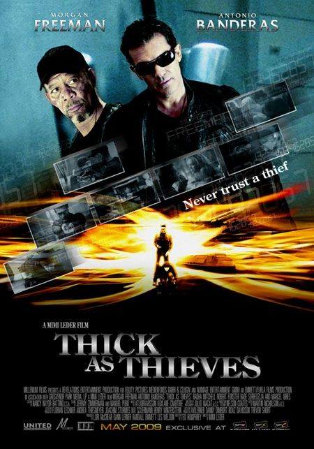 Thick as thieves orgy