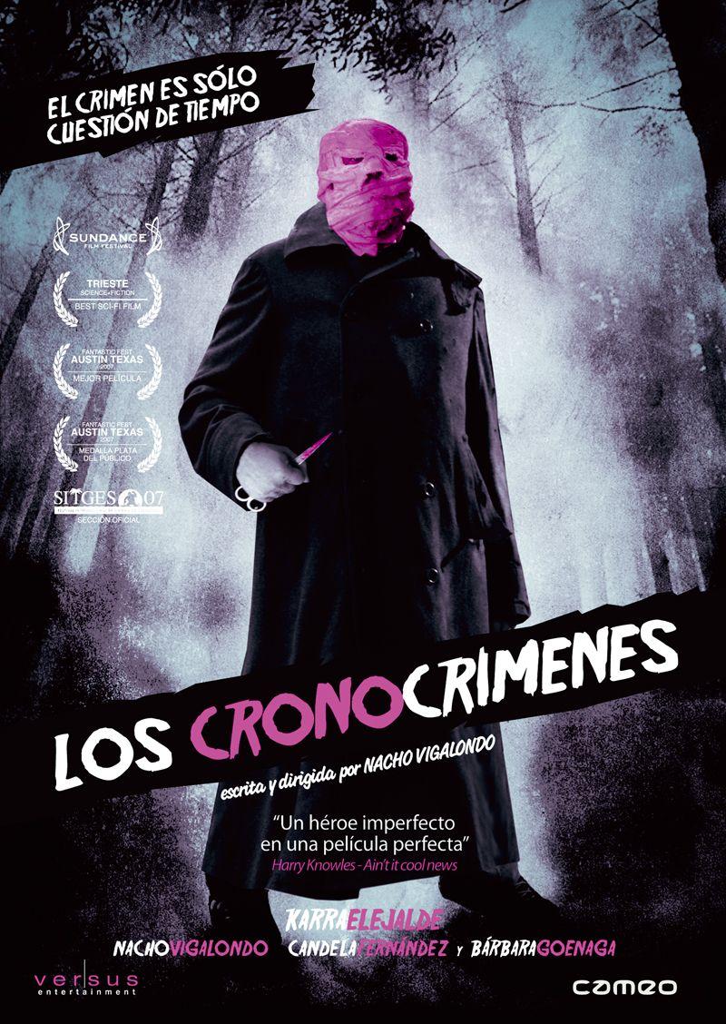 Cronocrímenes, Los