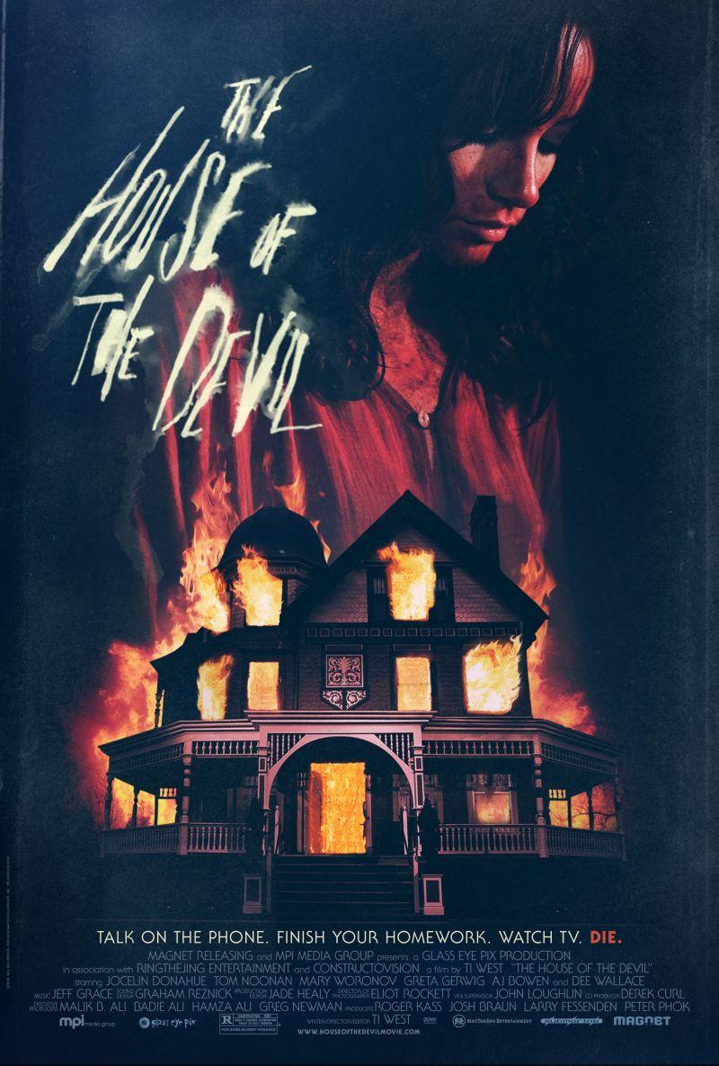 The House Of The Devil 2009 Moviemeternl
