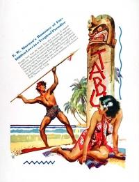 Tabu, a Story of the South Seas