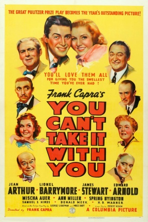 You Can't Take It with You (1938)
