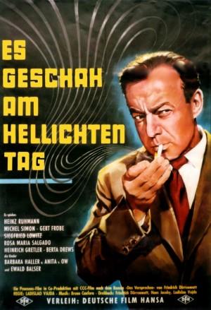Es Geschah am Hellichten Tag (1958) - MovieMeter.nl
