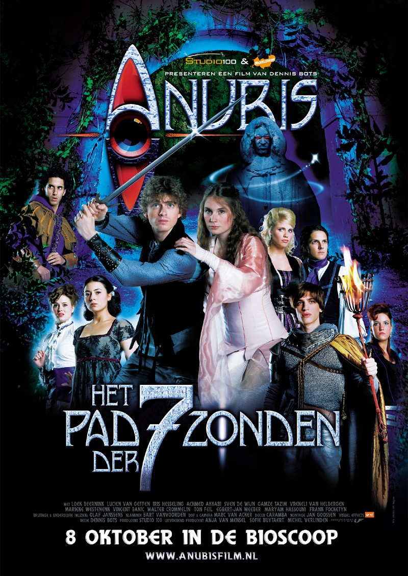 anubis het pad der 7 zonden 2008 moviemeter nl