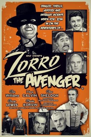 Zorro, the Avenger (1959) - MovieMeter.nl
