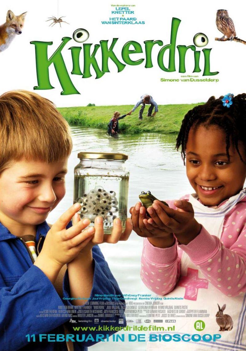 Kikkerdril (2009)