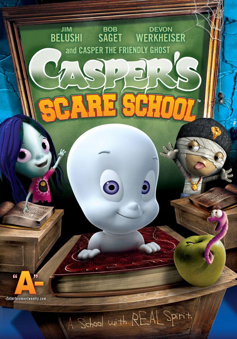Casper's Scare School (2006)