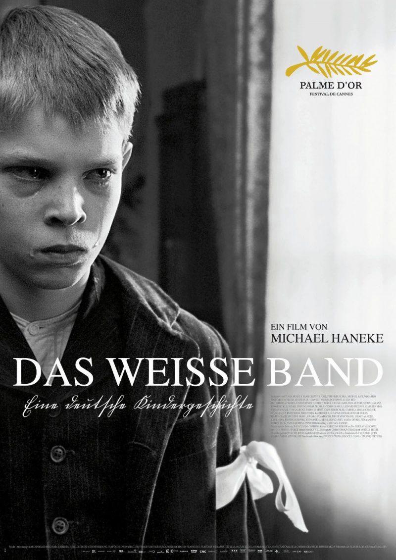 Das Weiße Band - Eine Deutsche Kindergeschichte (2009)