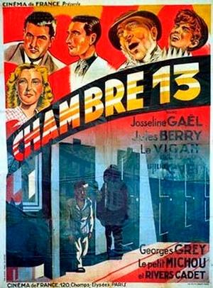Chambre 13 1942 for Chambre 13 film