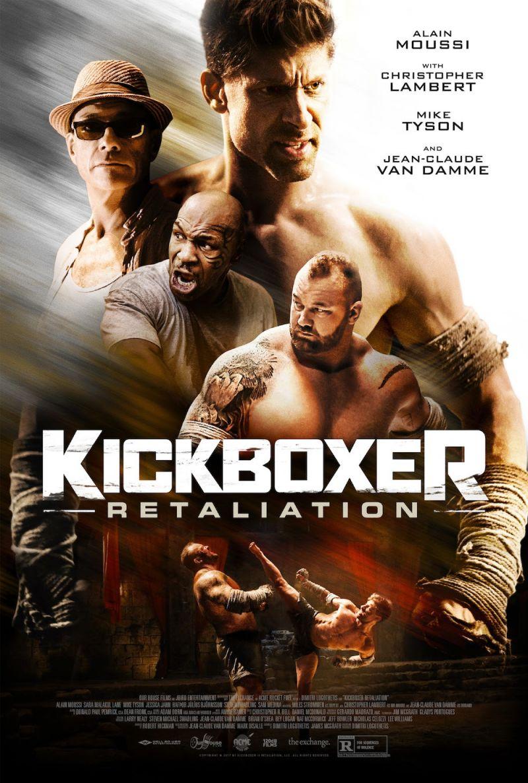 Kickboxer: Retaliation (2018) - MovieMeter.nl