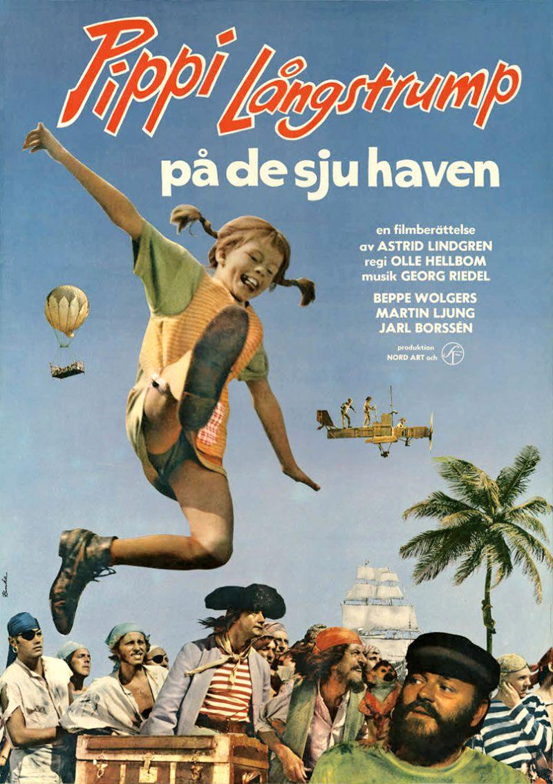 Pippi L 229 Ngstrump P 229 De Sju Haven 1970 Moviemeter Nl