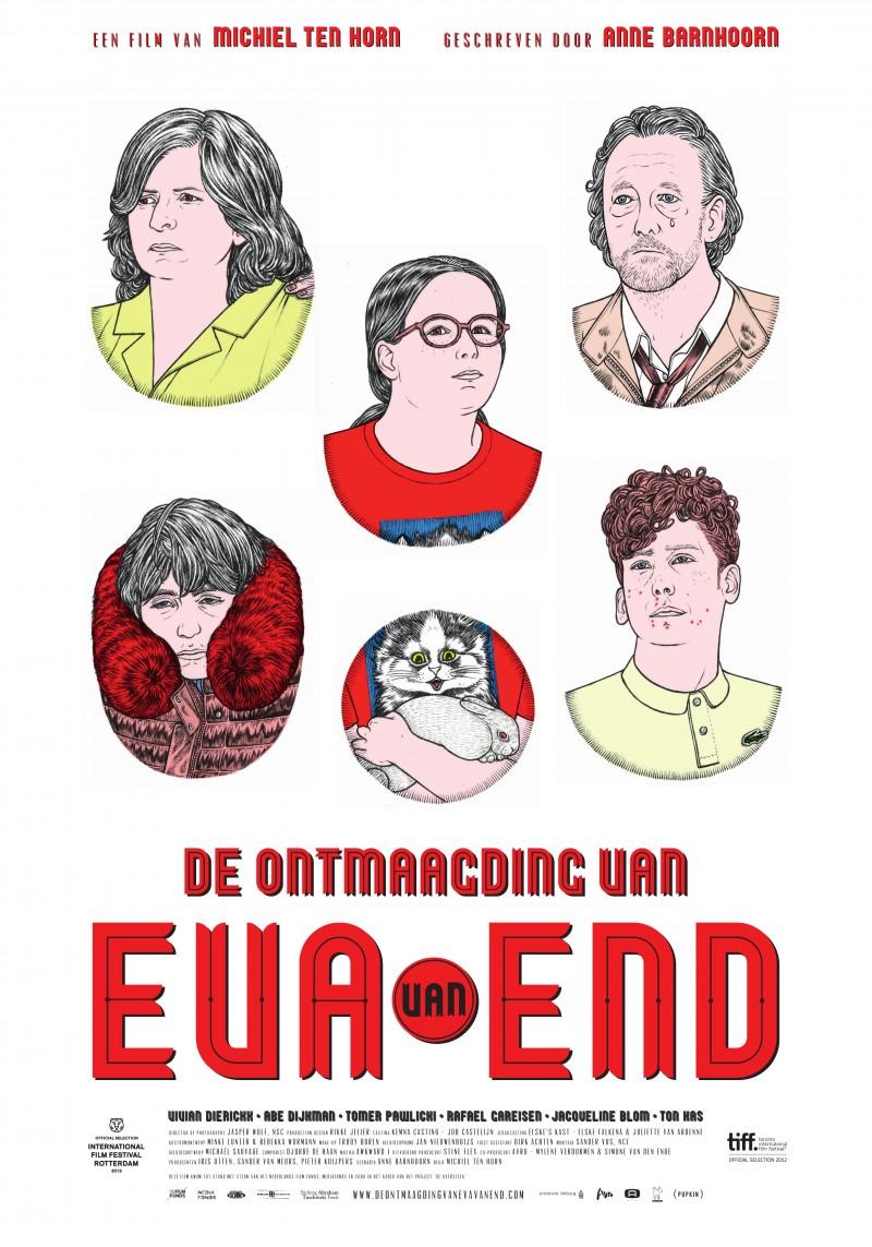 De Ontmaagding Van Eva Van End 2012 Moviemeternl