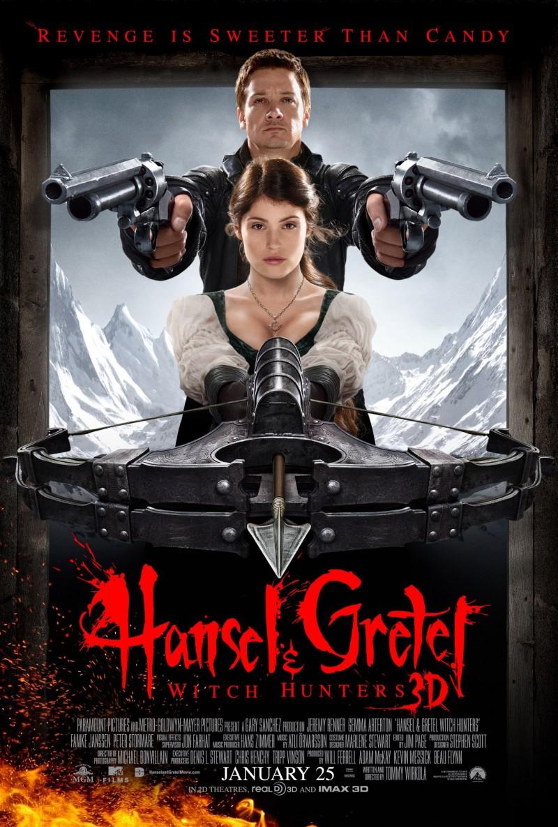 hansel & gretel: witch hunters (2013) - moviemeter.nl