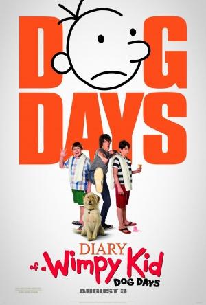 Diary Of A Wimpy Kid Movie Dog Days Netflix