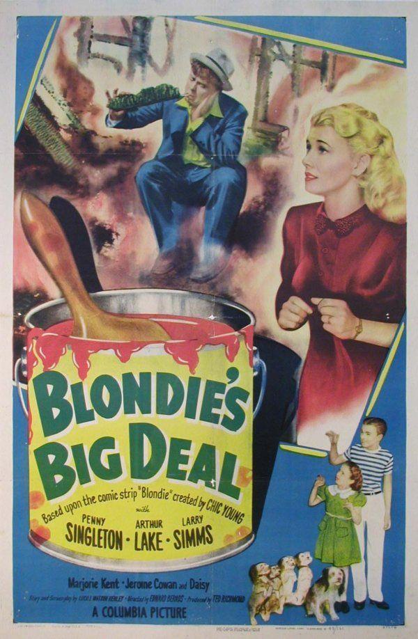 blondies big deal 1949 moviemeternl