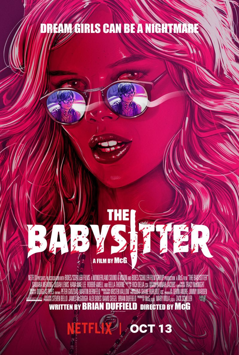 The Babysitter (2017) - MovieMeter.nl