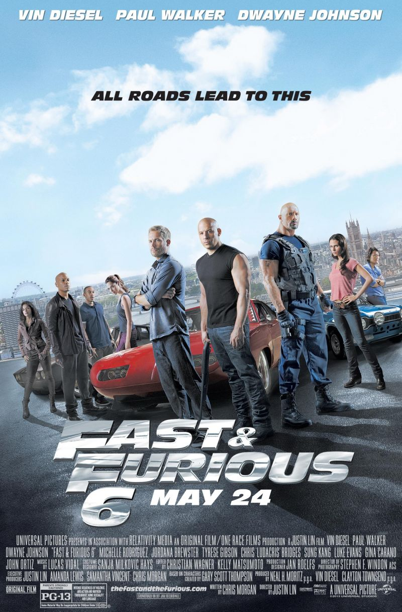 Fast And Furious 6 Stream Hd Filme