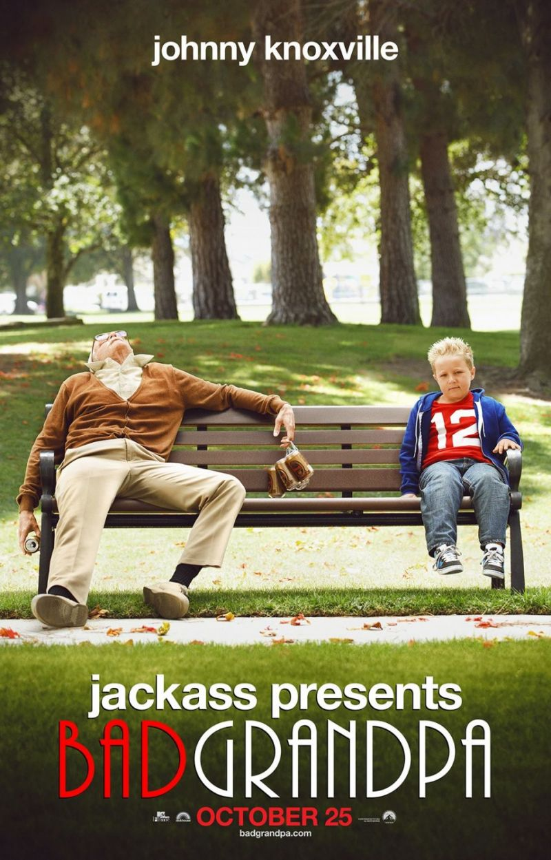 film jackass presents bad grandpa