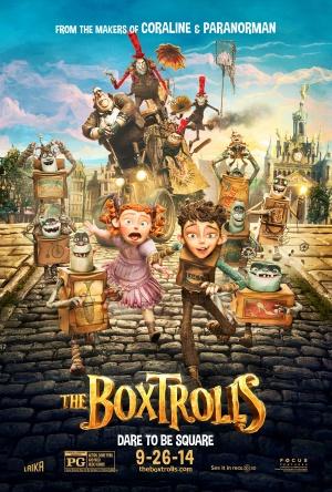 Boxtrolls, The (2014)