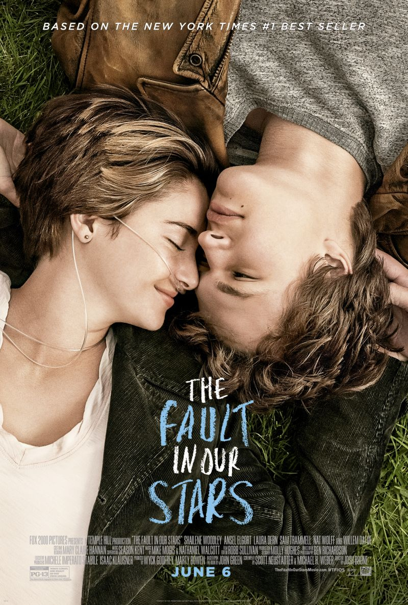 Bankje The Fault In Our Stars.The Fault In Our Stars 2014 Moviemeter Nl