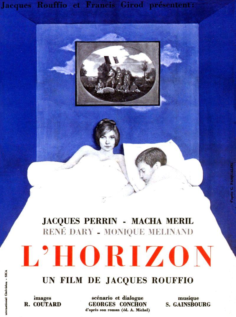 L'Horizon (1967) - MovieMeter.nl