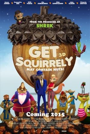 Get Squirrely (2015) - MovieMeter.nl
