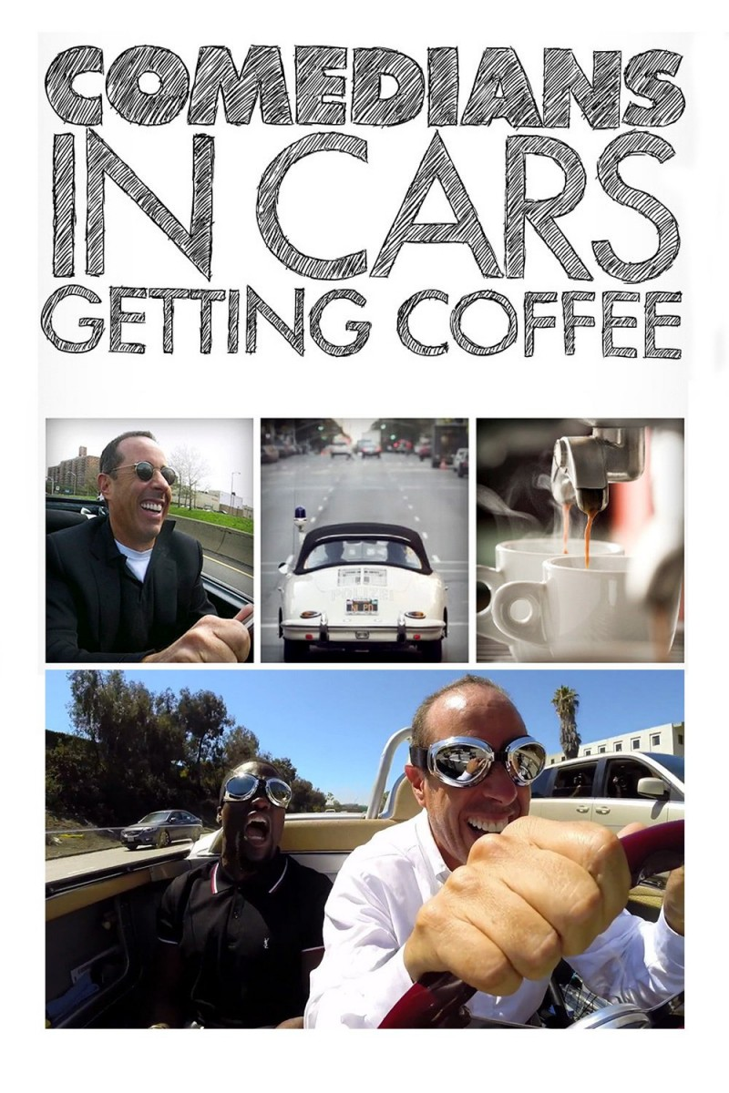 comedians in cars getting coffee. Black Bedroom Furniture Sets. Home Design Ideas