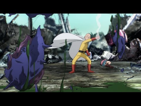 One Punch Man - Official Trailer