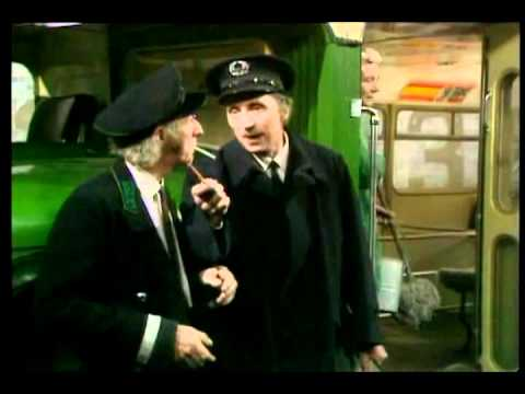 ON THE BUSES - Clip from Season 5 Ep. 14 - Stan the 'Cleaning Lady'