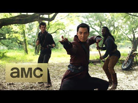 Official Comic Con Trailer: Into the Badlands: World Premiere