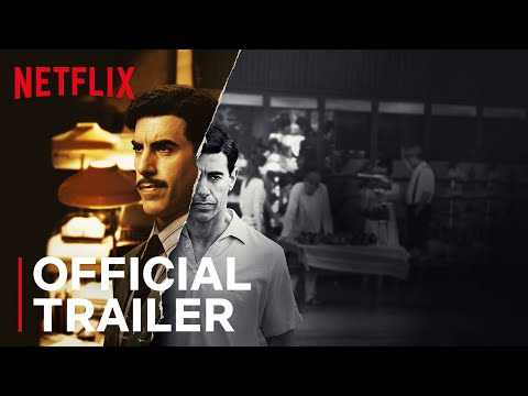 The Spy   Official Trailer   Netflix