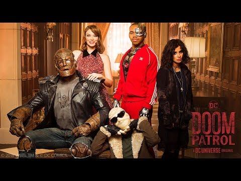 DC UNIVERSE | MEET THE DOOM PATROL