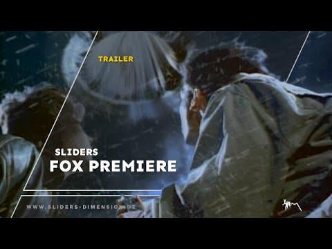 Sliders FOX Premiere (Trailer)