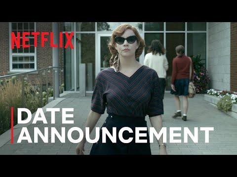 The Queen's Gambit | Date Announcement | Netflix