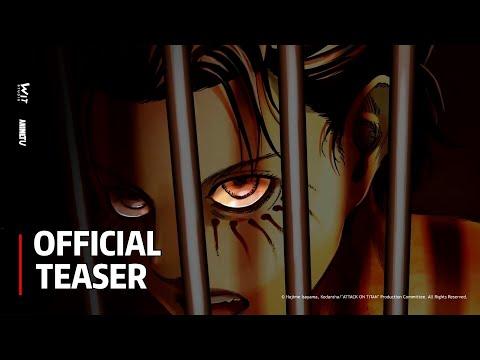 Attack on Titan Season 4 (Final Season) Trailer - Official PV