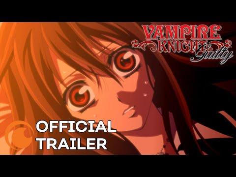Vampire Knight | OFFICIAL TRAILER